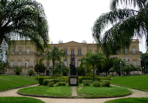 Museu Nacional -UFRJ -Quinta da Boa Vista