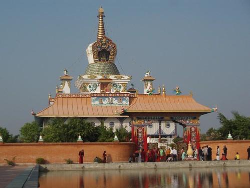 Lotus monastery