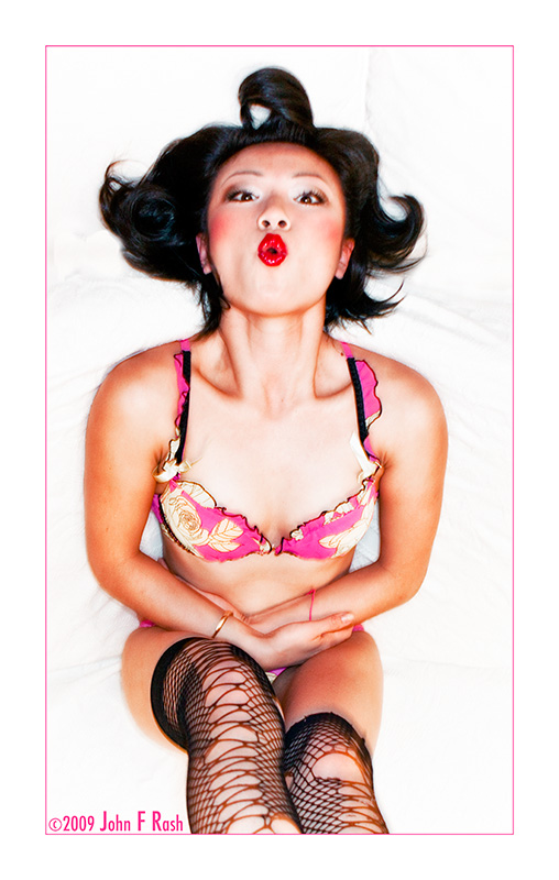 Pin Up Masae