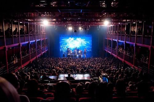 salle concert belgique