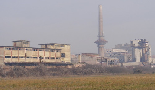 Kristal Zaječar Glass Factory- today