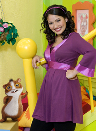 PBS Kids' Miss Rosa (Courtesy PBS)