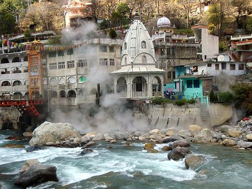 Manikaran Temple Manali, Himachal Pradesh