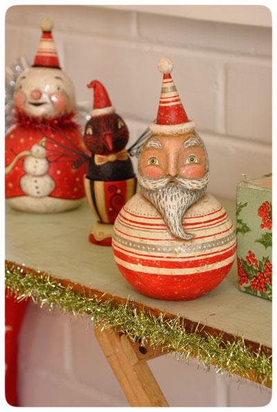 Striped-Santa
