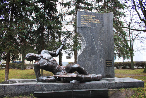 University WWII Memorial