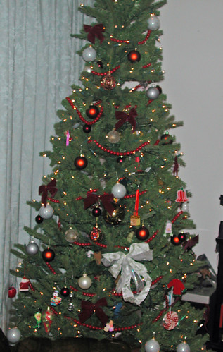 Our Christmas Tree 2009