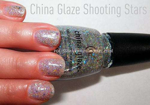 China Glaze Shooting Stars