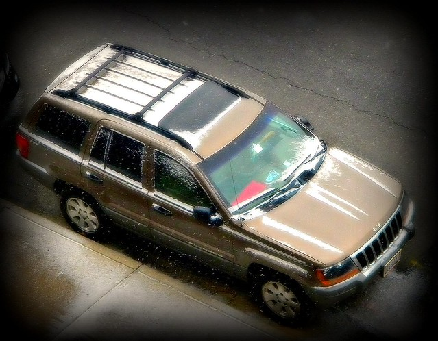 car jeep grand cherokee suv hdr