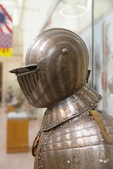 Closed burgonet (THoog) Tags: nyc newyorkcity newyork armor armour themet metropolitanmuseumofart armatura armadura armure rstung thoog