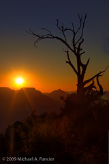 A Simple Sunrise (Michael Pancier Photography) Tags: morning arizona sunrise unitedstates grandcanyon canyon southrim thegrandcanyon grandcanyonnationalpark az64 matherpoint arizonahighways az89 michaelpancierphotography anawesomeshot landscapephotographer michaelapancier ctvb wwwmichaelpancierphotographycom señorcohiba bb4u