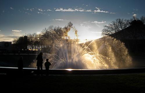 Internatinal Fountain
