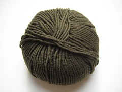 Karabella Aurora 8, olive (countingstitches) Tags: yarn worsted karabella aurora8