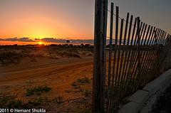sunset orange beach Alabama (Hemant Shukla) Tags: sunset alabama hdr orangebeach hemantshukla