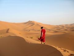 El canto del desierto (Marocain_Heimlich) Tags: desert morocco maroc desierto marruecos wüste erg heimlich الصحراء ergchebbi المغرب عرق desiertodelsahara الشبي