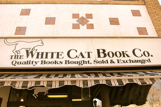 The White Cat Book Co.