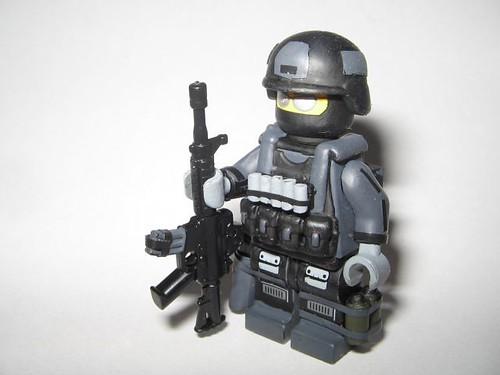 Custom minifig MW3