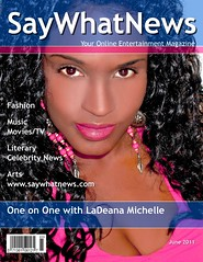 LaDeana Michelle Magazine Cover