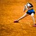 Agnieszka Radwańska @ Roland Garros