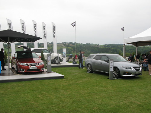 Saab Wales Open 2011