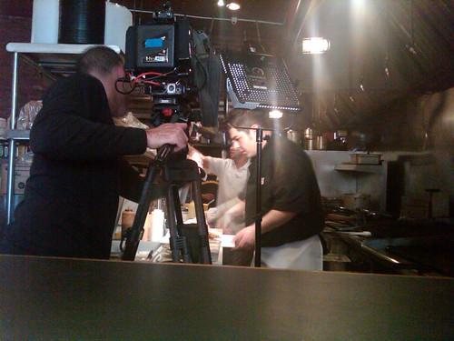 Chef Johnny at All Star Sandwich Bar