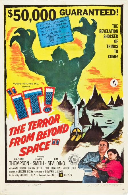 ItTerrorFromBeyondSpace1958