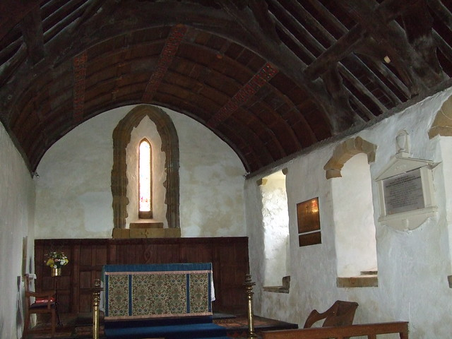 St Mary's Llanaber Chancel