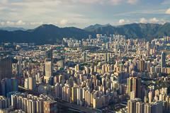 ? (terencehonin) Tags: hk 35mm hongkong harbour sony voigtlander voigtlaender icc voigtlnder f12 victoriaharbour nex nex5