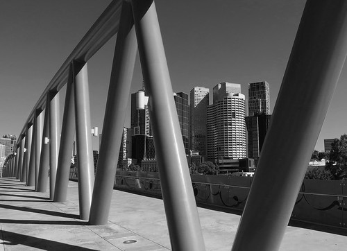 Melbourne William Barak bridge, 2017 15