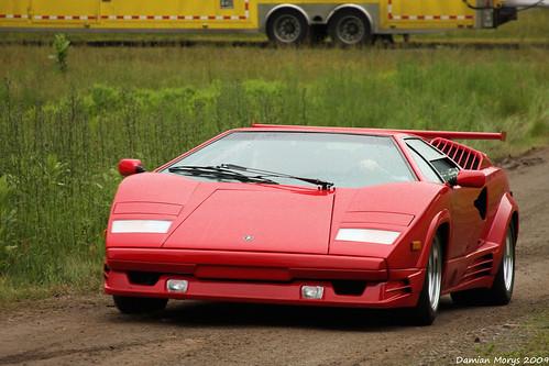 フリー画像| 自動車| スポーツカー| スーパーカー| ランボルギーニ/Lamborghini| ランボルギーニ カウンタック| Lamborghini Countach| イタリア車| ロゴ入り|   フリー素材|