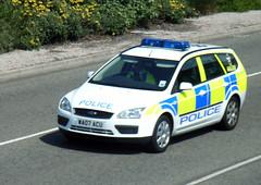 Devon and Cornwall Police WA07ACU