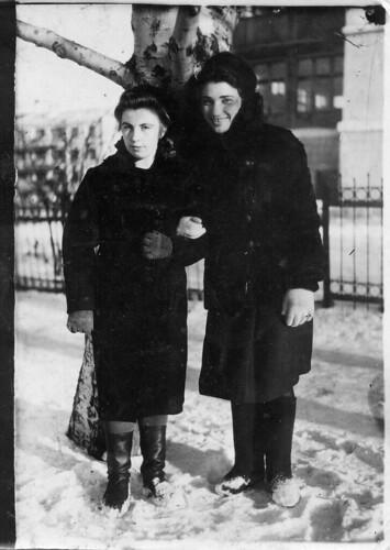granma's friend, 1948 ©  Copper Kettle