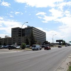 BioWare Edmonton's offices