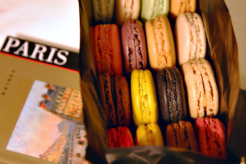 My Macarons: A Comparison of Three Parisian Pâtisseries