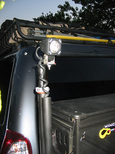 Extendable Pole Vehicle Mounted Camping Light Page 2