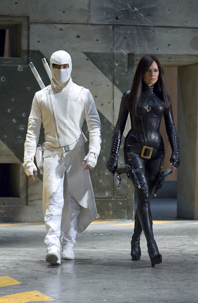 G.I. Joe Baronesa Storm Shadow