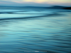 blue sea (Peter Laqua) Tags: ocean blue sunset sea canon moving atlantic bluesea movingcamera aplusphoto flickraward flickrestrellas lindy29 laquafotodesign
