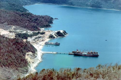 Vung Ro Bay Vietnam