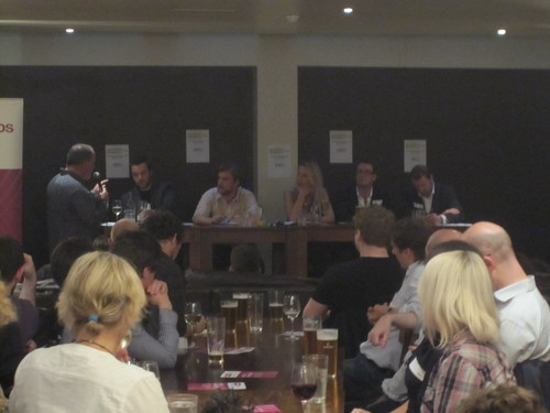 Chinwag Live: music who pays the piper