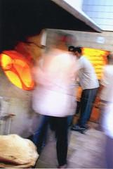 Iranian Bread Ovens