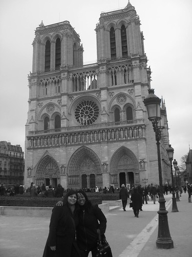Chics at Notre Dame