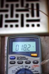 65 degrees Fahrenheit at an AC vent @6pm - _MG_0259