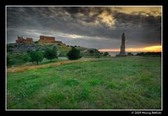 Castle Hammershus- the greatest fortification in Scandinavia (Mariusz Petelicki) Tags: castle hdr bornholm hammershus zamek 3xp mariuszpetelicki