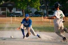[07-30-2009] Royals vs. Rangers [6] (Vancouver Fastpitch, Dillon Finskars) Tags: rangers fastpitch royals connaught