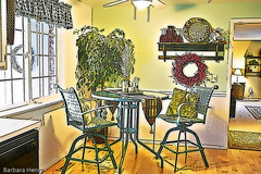 Sunny Nook (Barb Henry) Tags: art photoshop artwork paint graphic lightshop