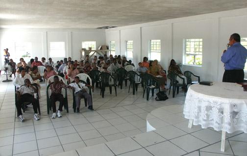 Chapel Interior 10-04