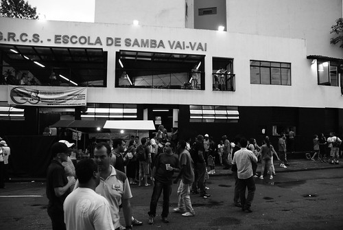 Escola de Samba Vai-Vai by _ambrown.