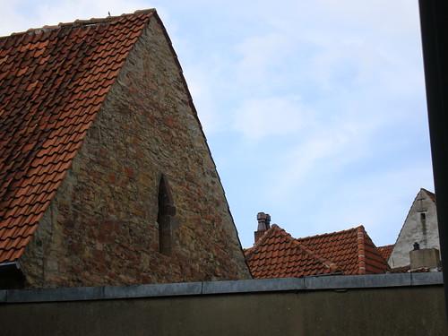 Steinwerk Bierstraße von 1180
