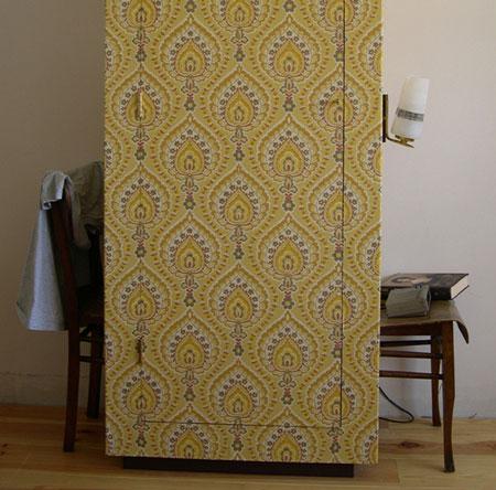 Muebles curiosos: armario-silla