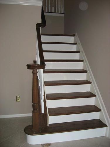 Stair Remodeling: Woodbridge, VA
