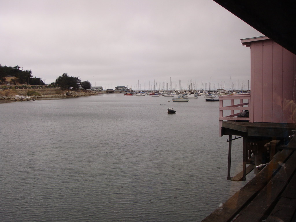 View from Crabby Jim's